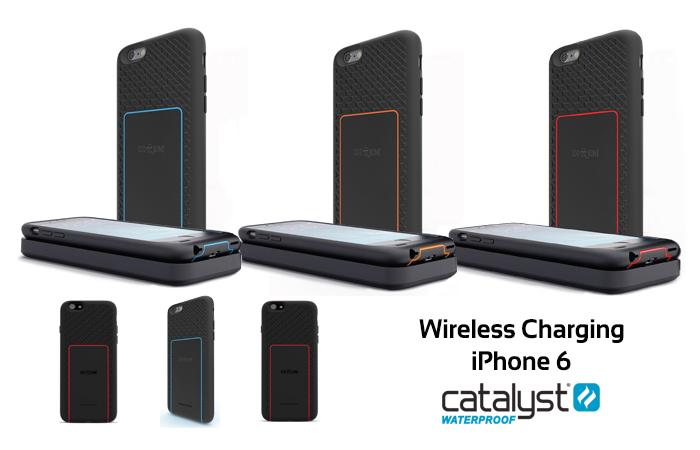 the best attitude a6ace 821c8 Dog & Bone Backbone Wireless Charging Case + Pad iPhone 6 - Case ...