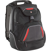 "Targus 15.6"" Repel Backpack - Black/Red/Grey"