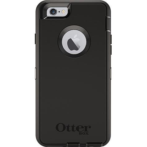 OtterBox Defender Case iPhone 6/6S - Black