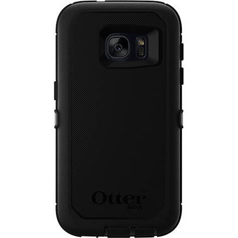 OtterBox Defender Case Samsung Galaxy S7 - Black