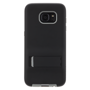 Case-Mate Tough Stand Case Samsung Galaxy S7 Edge - Black/Charcoal