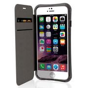 EFM Miami Wallet Case iPhone 6+/6S+ Plus - Jet Black