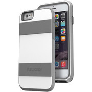 Pelican VOYAGER Case iPhone 6/6S - White/Grey
