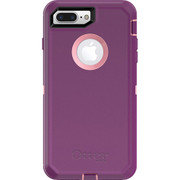 OtterBox Defender Case iPhone 7+ Plus - Rosmarine/Plum