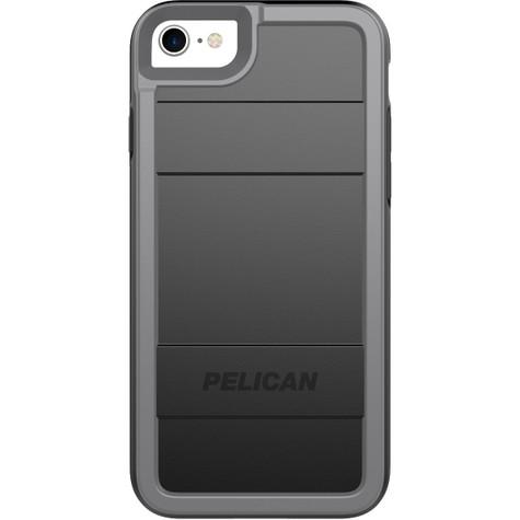 Pelican PROTECTOR Case iPhone 7/6/6S - Black/Light Grey