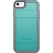 Pelican PROTECTOR Case iPhone 7 - Aqua/Grey