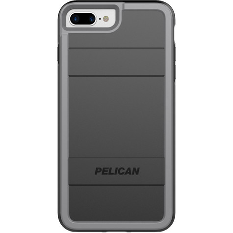 Pelican PROTECTOR Case iPhone 7+ Plus - Black/Light Grey