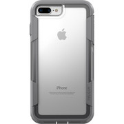Pelican VOYAGER Case iPhone 7+ Plus - Clear/Grey