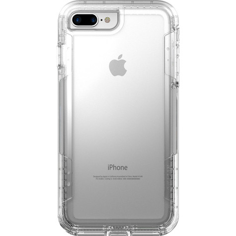 free shipping fe013 1afa7 Pelican VOYAGER Case iPhone 7+ Plus - Clear/Clear