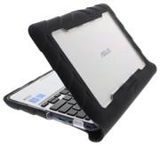 "Gumdrop Drop Tech Case Asus Chromebook C202 11"" - Black"