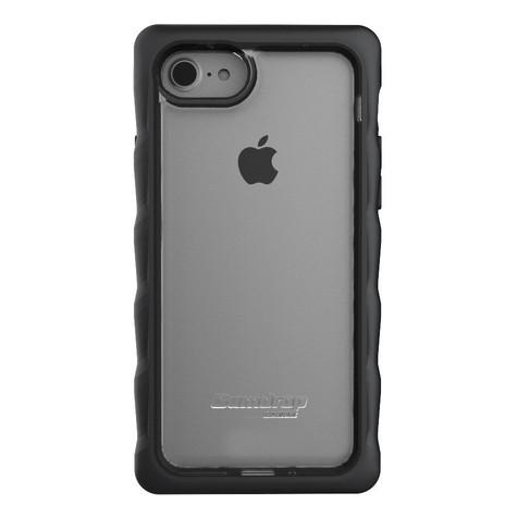 Gumdrop Drop Tech Case iPhone 8/7 - Black/Clear