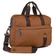 "STM Judge 15"" Laptop Brief - Desert Brown"
