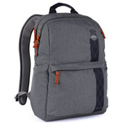 "STM Banks 15"" Laptop Backpack 18L - Tornado Grey"