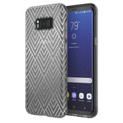Incipio Design Series NGP Case Samsung Galaxy S8+ Plus - Silver Prism