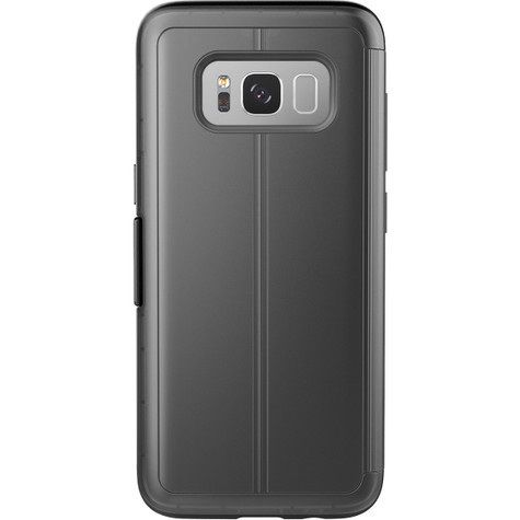 best website 82be7 ae0f6 Pelican VAULT Wallet Case Samsung Galaxy S8 - Black