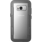 Pelican VOYAGER Case Samsung Galaxy S8+ Plus - Clear/Grey