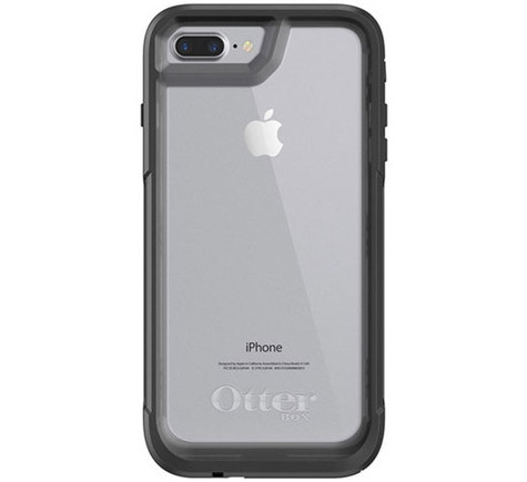 huge selection of 2147c a8a1f OtterBox Pursuit Case iPhone 7+ Plus - Black/Clear