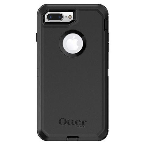best service ce8f0 5997b OtterBox Defender Case iPhone 8+/7+ Plus - Black