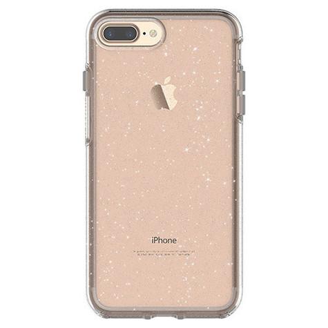 premium selection cc7c6 64079 OtterBox Symmetry Clear Case iPhone 8+/7+ Plus - Stardust