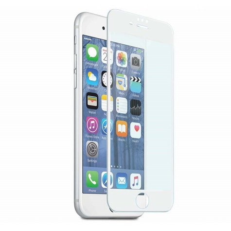 EFM TT Sapphire Glass Screen Armour iPhone 8+/7+/6+/6S+ Plus - White