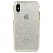 Case-Mate Sheer Glam Case iPhone X - Champagne