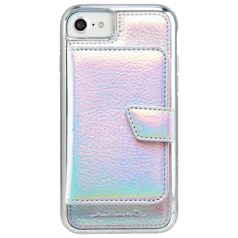Case-Mate Compact Mirror Case iPhone 8/7/6/6S - Iridescent