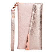 Case-Mate Wristlet Folio Case iPhone 8+/7+/6+/6S+ Plus - Rose Gold