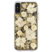 Case-Mate Karat Petals Case iPhone X - White