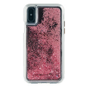 Case-Mate Waterfall Case iPhone X - Rose Gold