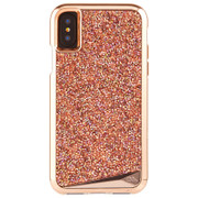 Case-Mate Brilliance Case iPhone X - Rose Gold