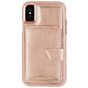 Case-Mate Compact Mirror Case iPhone X - Rose Gold