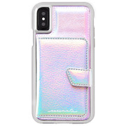 Case-Mate Compact Mirror Case iPhone X - Iridescent