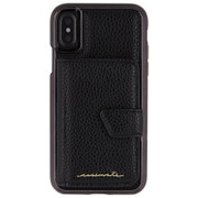 Case-Mate Compact Mirror Case iPhone X/Xs - Black