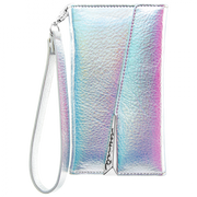 Case-Mate Wristlet Folio Case iPhone X - Iridescent