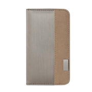 Moshi Overture Wallet Case iPhone 6/6S - Brushed Titanium