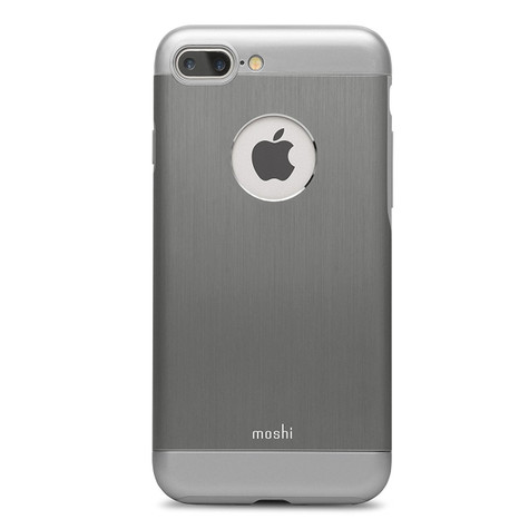 Moshi iGlaze Armour Case iPhone 7+ Plus - Gunmetal Grey