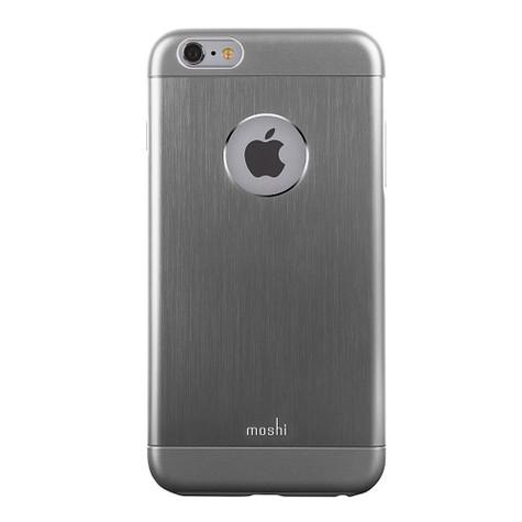 Moshi iGlaze Armour Case iPhone 6+/6S+ Plus - Gunmetal Grey