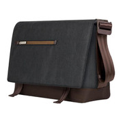 "Moshi Aerio Messenger Bag up to 15"" Laptop - Charcoal Black"