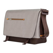 "Moshi Aerio Messenger Bag up to 15"" Laptop - Titanium Grey"