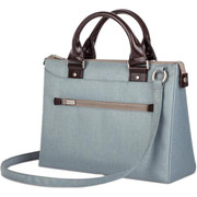 "Moshi Urbana Mini Briefcase MacBook 12""/iPad - Sky Blue"