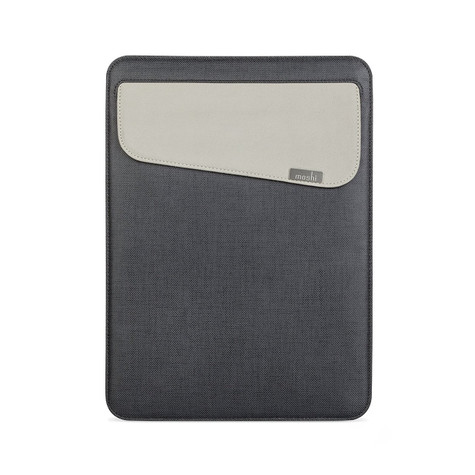 "Moshi Muse Slim Fit Carry Case MacBook 13"" + iPad Pro 12.9"" - Black"