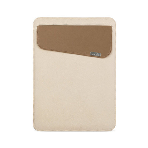 "Moshi Muse Slim Fit Carry Case MacBook 13"" + iPad Pro 12.9"" - Beige"