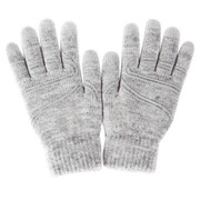 Moshi Digits Touch Screen Gloves Size S - Light Grey