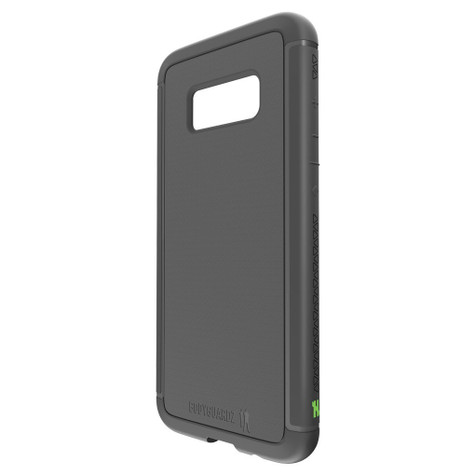 BodyGuardz Shock Unequal Case Samsung Galaxy S8 - Smoke/Black
