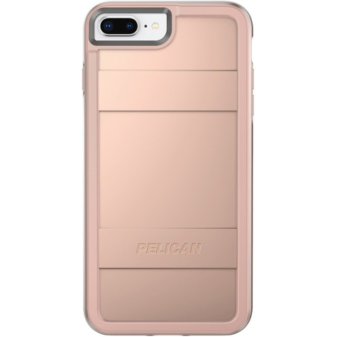 Pelican PROTECTOR iPhone 8+ 7+ 6+ 6S+ Plus - Metallic Rose Gold Rose Gold 5a2d396575ad