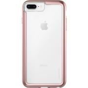 Pelican ADVENTURER Case iPhone 8+ Plus - Clear/Metallic Rose Gold