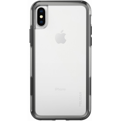 sports shoes d3ad6 86236 Pelican ADVENTURER Case iPhone X - Clear/Black