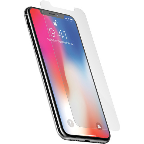 Pelican INTERCEPTOR Tempered Glass Screen Protector iPhone X