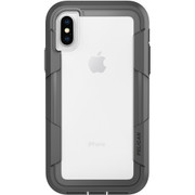 Pelican VOYAGER Case iPhone X - Clear/Grey