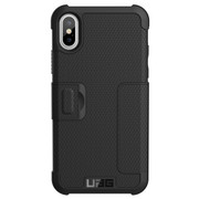 UAG Metropolis Folio Wallet Case iPhone X/Xs - Black